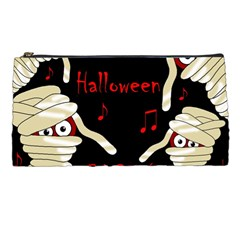 Halloween mummy party Pencil Cases