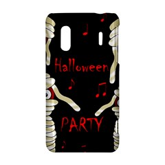 Halloween mummy party HTC Evo Design 4G/ Hero S Hardshell Case