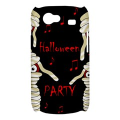 Halloween mummy party Samsung Galaxy Nexus S i9020 Hardshell Case