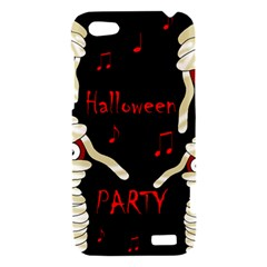 Halloween mummy party HTC One V Hardshell Case