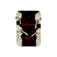 Halloween mummy party Apple iPad Mini Protective Soft Cases