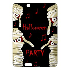 Halloween mummy party Kindle Fire HDX Hardshell Case