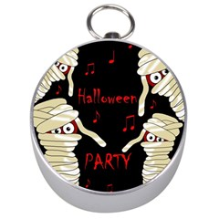 Halloween mummy party Silver Compasses