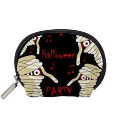 Halloween mummy party Accessory Pouches (Small)