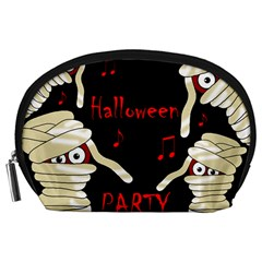 Halloween mummy party Accessory Pouches (Large)