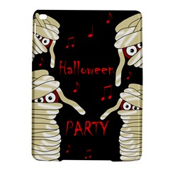Halloween mummy party iPad Air 2 Hardshell Cases