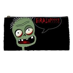 Halloween zombie Pencil Cases