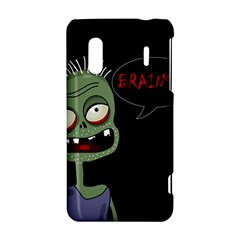Halloween zombie HTC Evo Design 4G/ Hero S Hardshell Case