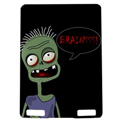 Halloween zombie Kindle Touch 3G