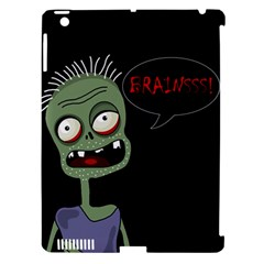Halloween zombie Apple iPad 3/4 Hardshell Case (Compatible with Smart Cover)