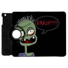Halloween zombie Apple iPad Mini Flip 360 Case