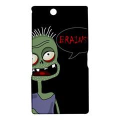 Halloween zombie Sony Xperia Z Ultra