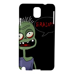 Halloween zombie Samsung Galaxy Note 3 N9005 Hardshell Case