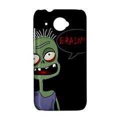 Halloween zombie HTC Desire 601 Hardshell Case