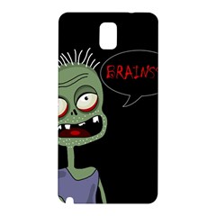 Halloween zombie Samsung Galaxy Note 3 N9005 Hardshell Back Case