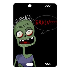 Halloween zombie Amazon Kindle Fire HD (2013) Hardshell Case