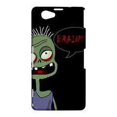 Halloween zombie Sony Xperia Z1 Compact