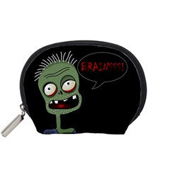 Halloween zombie Accessory Pouches (Small)