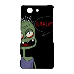 Halloween zombie Sony Xperia Z3 Compact