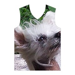 Chinese Crested Men s Basketball Tank Top