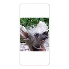 Chinese Crested Apple Seamless iPhone 6 Plus/6S Plus Case (Transparent)