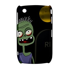 Halloween zombie on the cemetery Curve 8520 9300