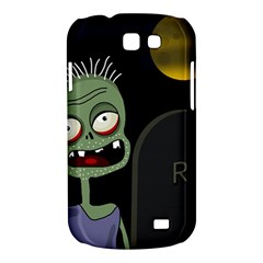 Halloween zombie on the cemetery Samsung Galaxy Express I8730 Hardshell Case