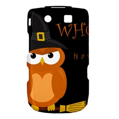 Halloween witch - orange owl Torch 9800 9810