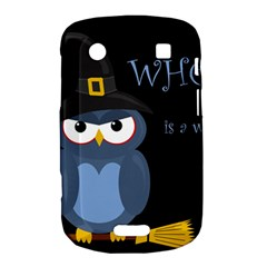 Halloween witch - blue owl Bold Touch 9900 9930