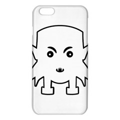 Petit Vampire Cartoon Illustration Iphone 6 Plus/6s Plus Tpu Case
