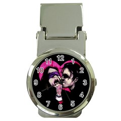 I Know What You Want Money Clip Watches