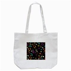 Fabric Tote Bag (White)