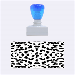 Pattern Leopard Skin Background Rubber Stamps (Medium)