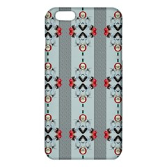 Pattern Retro Halloween Design iPhone 6 Plus/6S Plus TPU Case