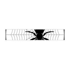 Spider Web Spider Web Insect Flano Scarf (Mini)