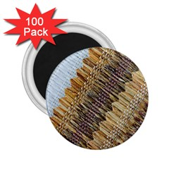 Texture Fabric Fabric Texture 2.25  Magnets (100 pack)