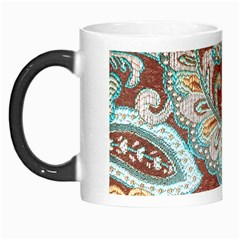 Texture Fabric Pattern Knitted Wear Morph Mugs