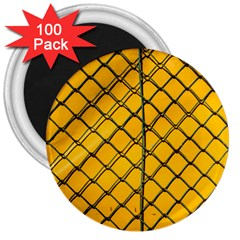 The Fence  3  Magnets (100 pack)