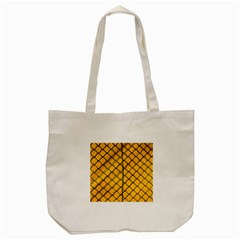 The Fence  Tote Bag (Cream)