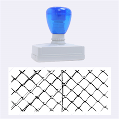 The Fence  Rubber Stamps (Large)