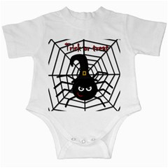 Halloween cute spider Infant Creepers