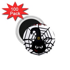 Halloween cute spider 1.75  Magnets (100 pack)