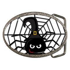 Halloween cute spider Belt Buckles