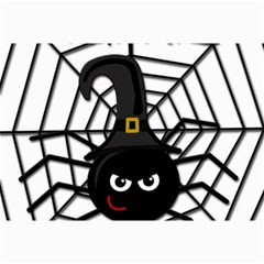 Halloween cute spider Collage Prints