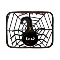 Halloween cute spider Netbook Case (Small)