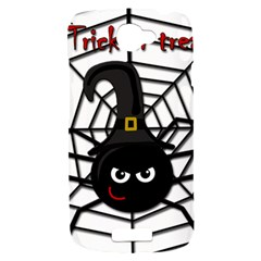 Halloween cute spider HTC One S Hardshell Case