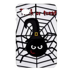 Halloween cute spider Samsung Galaxy Tab 7  P1000 Hardshell Case