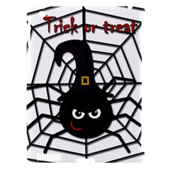 Halloween cute spider Apple iPad 3/4 Hardshell Case (Compatible with Smart Cover)