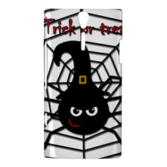 Halloween cute spider Sony Xperia S