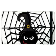 Halloween cute spider Apple iPad 2 Flip Case
